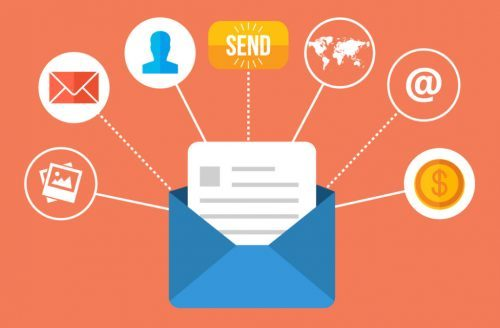Strategi Digital Marketing Yang Populer, Email Marketing